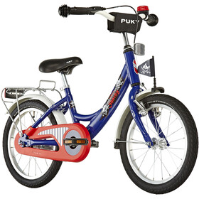 "Puky ZL 16-1 Alu Bicycle 16"" Kids, capitan sharky"